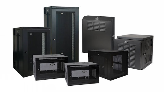 Tripp Lite IT Racks and Cabinets